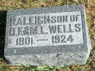 WELLS, RALEIGH - Greene County, Iowa | RALEIGH WELLS
