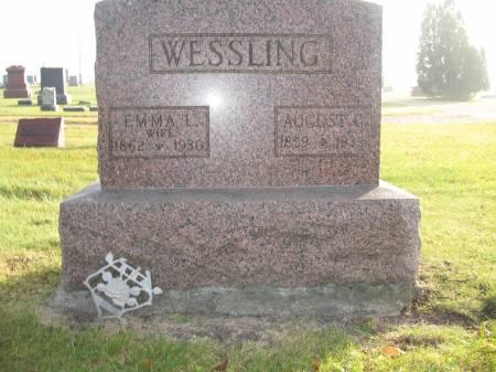 STRYKER WESSLING, EMMA L. - Greene County, Iowa | EMMA L. STRYKER WESSLING