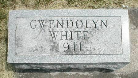 WHITE, GWENDOLYN - Greene County, Iowa | GWENDOLYN WHITE