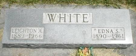 WHITE, EDNA S. - Greene County, Iowa | EDNA S. WHITE