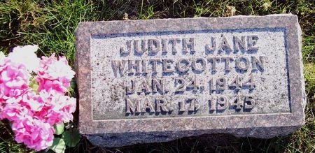 WHITECOTTON, JUDITH JANE - Greene County, Iowa | JUDITH JANE WHITECOTTON