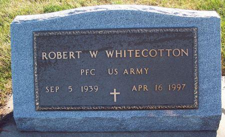 WHITECOTTON, ROBERT WAYNE - Greene County, Iowa | ROBERT WAYNE WHITECOTTON