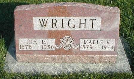 WRIGHT, IRA M. - Greene County, Iowa | IRA M. WRIGHT