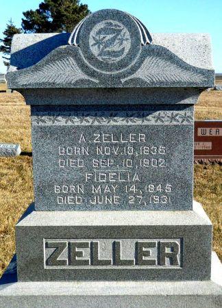 ZELLER, ALEXANDER - Greene County, Iowa | ALEXANDER ZELLER