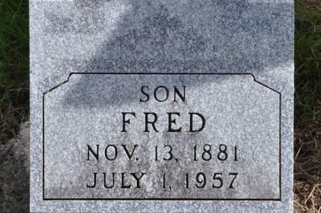 ACKERMAN, FRED - Grundy County, Iowa | FRED ACKERMAN