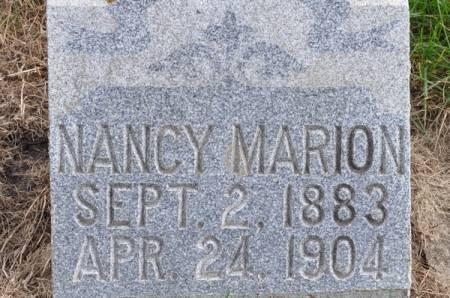 ACKERMAN, NANCY MARION - Grundy County, Iowa | NANCY MARION ACKERMAN