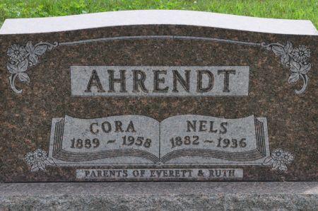 AHRENDT, NELS - Grundy County, Iowa | NELS AHRENDT