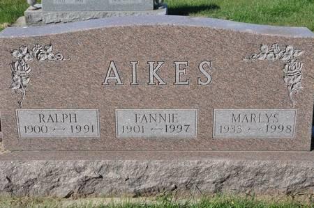 AIKES, MARLYS - Grundy County, Iowa | MARLYS AIKES