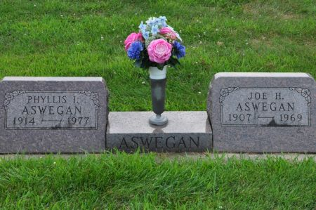 ASWEGAN, JOE H. - Grundy County, Iowa | JOE H. ASWEGAN