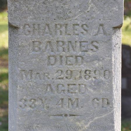 BARNES, CHARLES A. - Grundy County, Iowa | CHARLES A. BARNES