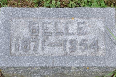 BANSE, BELLE - Grundy County, Iowa | BELLE BANSE