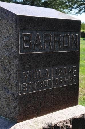 BARRON, ISAAC - Grundy County, Iowa | ISAAC BARRON
