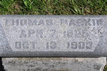 BASKIN, THOMAS - Grundy County, Iowa | THOMAS BASKIN