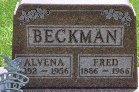 BECKMAN, FRED - Grundy County, Iowa | FRED BECKMAN