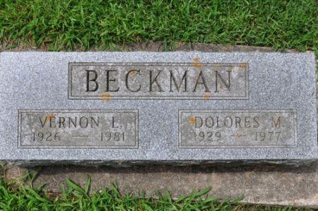 BECKMAN, VERNON L. - Grundy County, Iowa | VERNON L. BECKMAN