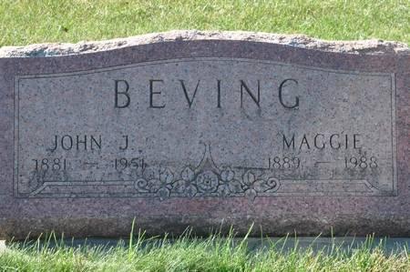 BEVING, JOHN J. - Grundy County, Iowa | JOHN J. BEVING
