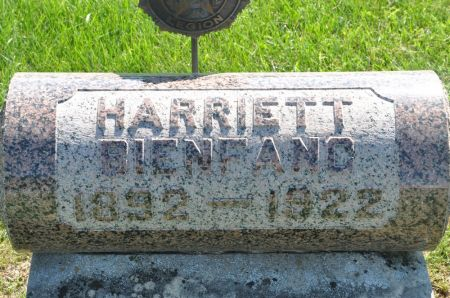 BIENFANG, HARRIETT - Grundy County, Iowa | HARRIETT BIENFANG