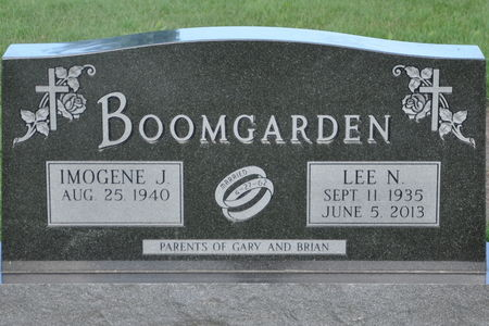 BOOMGARDEN, LEE N. - Grundy County, Iowa | LEE N. BOOMGARDEN