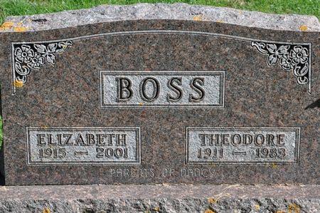 BOSS, THEODORE - Grundy County, Iowa | THEODORE BOSS