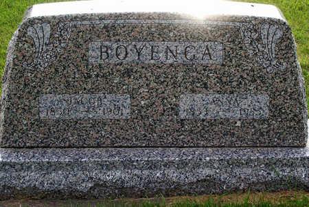 BOYENGA, JACOB EVERTS - Grundy County, Iowa | JACOB EVERTS BOYENGA