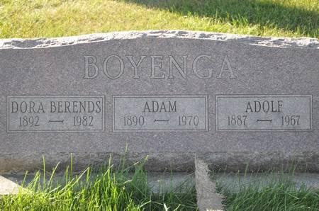 BOYENGA, ADAM - Grundy County, Iowa | ADAM BOYENGA