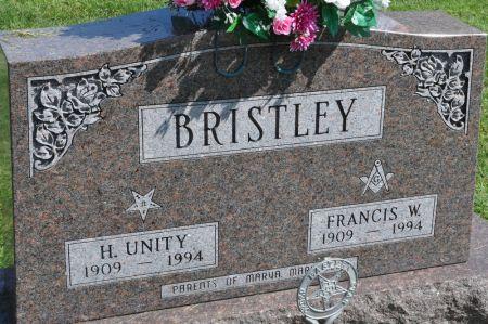 BRISTLEY, H. UNITY - Grundy County, Iowa | H. UNITY BRISTLEY