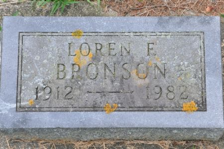 BRONSON, LOREN F. - Grundy County, Iowa | LOREN F. BRONSON