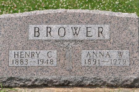 BROWER, HENRY C. - Grundy County, Iowa | HENRY C. BROWER