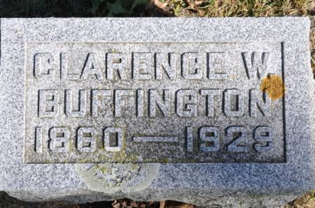 BUFFINGTON, CLARENCE W. - Grundy County, Iowa | CLARENCE W. BUFFINGTON