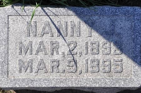 BUNJER, NANNY J. - Grundy County, Iowa | NANNY J. BUNJER