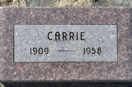 BUSKOHL, CARRIE - Grundy County, Iowa | CARRIE BUSKOHL