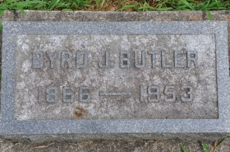 BUTLER, BYRD J. - Grundy County, Iowa | BYRD J. BUTLER