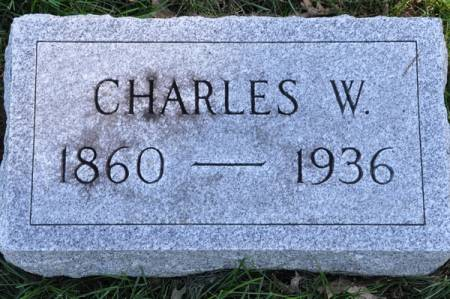 CALLAWAY, CHARLES W. - Grundy County, Iowa | CHARLES W. CALLAWAY