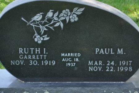 CALLAWAY, PAUL M. - Grundy County, Iowa | PAUL M. CALLAWAY