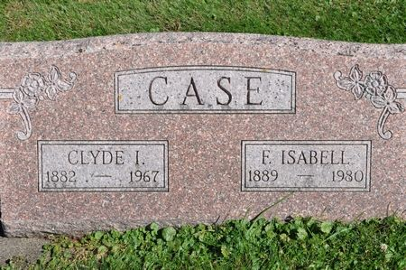 CASE, CLYDE I. - Grundy County, Iowa | CLYDE I. CASE