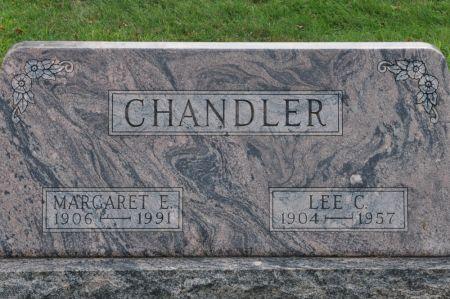 CHANDLER, MARGARET E. - Grundy County, Iowa | MARGARET E. CHANDLER