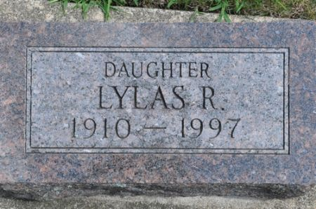CHENEY, LYLAS R. - Grundy County, Iowa | LYLAS R. CHENEY