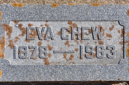 CHEW, EVA - Grundy County, Iowa | EVA CHEW