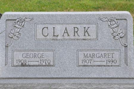 CLARK, GEORGE - Grundy County, Iowa | GEORGE CLARK
