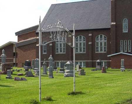 COLFAX CENTER PRESBYTERIAN CHURCH, CEMETERY - Grundy County, Iowa | CEMETERY COLFAX CENTER PRESBYTERIAN CHURCH
