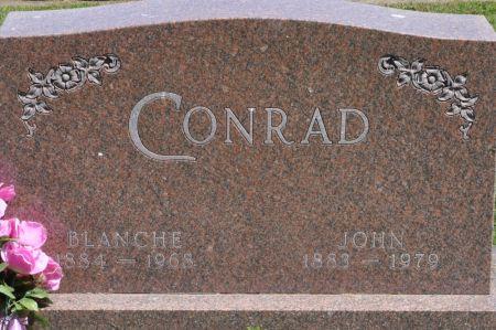 CONRAD, JOHN - Grundy County, Iowa   JOHN CONRAD