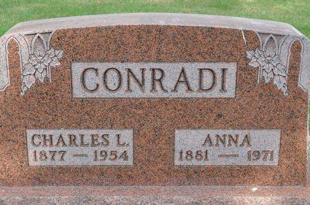 CONRADI, CHARLES L. - Grundy County, Iowa | CHARLES L. CONRADI