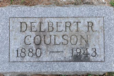 COULSON, DELBERT R. - Grundy County, Iowa | DELBERT R. COULSON