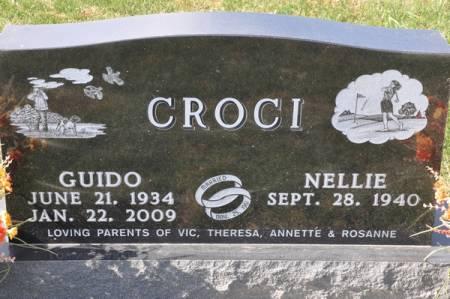CROCI, GUIDO - Grundy County, Iowa | GUIDO CROCI