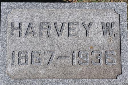 CROUSE, HARVEY W. - Grundy County, Iowa   HARVEY W. CROUSE