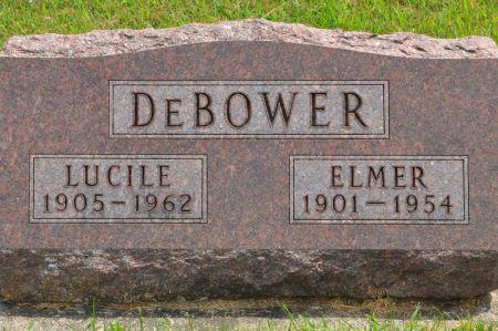 DEBOWER, ELMER - Grundy County, Iowa | ELMER DEBOWER