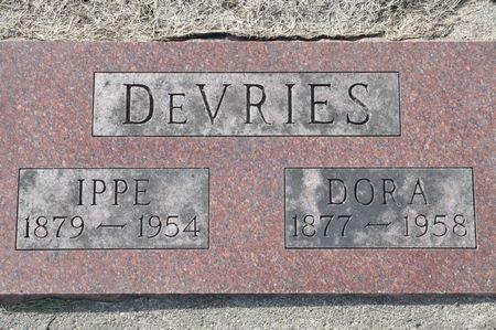 DEVRIES, DORA - Grundy County, Iowa | DORA DEVRIES