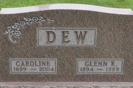 DEW, CAROLINE - Grundy County, Iowa | CAROLINE DEW