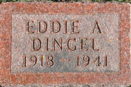 DINGEL, EDDIE A. - Grundy County, Iowa | EDDIE A. DINGEL