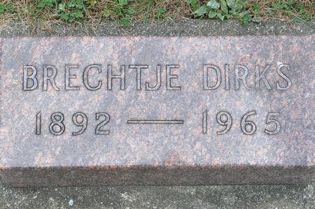 DIRKS, BRECHTJE - Grundy County, Iowa | BRECHTJE DIRKS